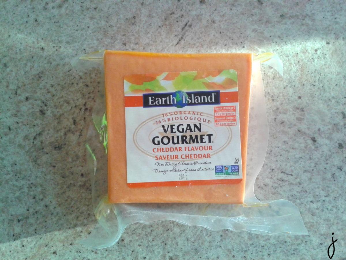 J'ai testé : le cheddar de Vegan Gourmet (+ recette de mac n' cheese végane)