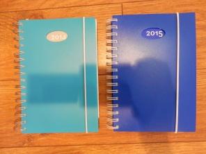 Agendas 2014 et 2015.